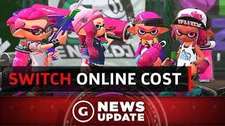 Nintendo Switch's Online Subscription Service May Cost Less Than You Expect - GS News Update