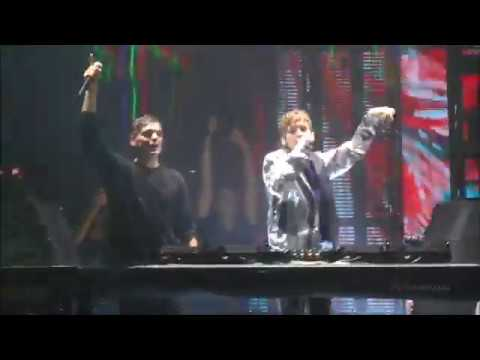 "Martin Garrix & Troye Sivan ""There For You"" SURPRISE Live in San Francisco at Bill Graham 5/18/17"