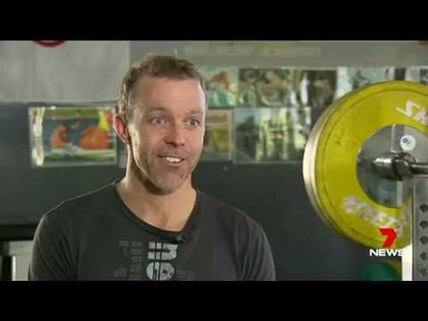 Paratriathlon - 2016 Gold Coast 7 News Feature
