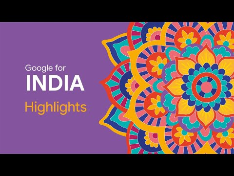 Google For India 2020 Highlights