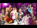 Dhee Jodi | 6th March 2019   | Full Episode | ETV Telugu