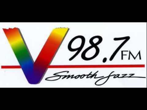 98.7 WVMV Detroit, MI 'Smooth Jazz V-98.7' - Aircheck From July 21, 2001