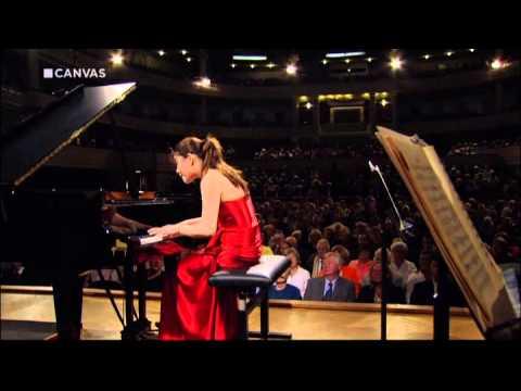 Queen Elisabeth Contest 2013 Zhang Zuo Beethoven Sonate nr 18 in Es op 313