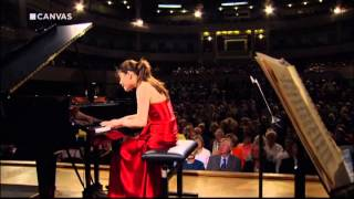 Queen Elisabeth Contest 2013 Zhang Zuo Beethoven Sonate nr 18 in Es op 313