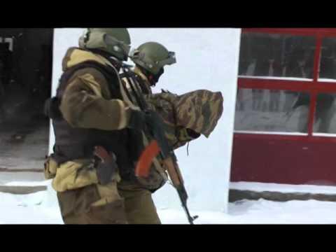 Антитеррористические учения в Ивановской областной больнице