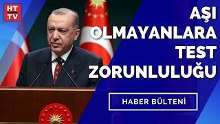 """#CANLI - Cumhurbaşkanı Erdoğan: """"Okullar 6 Eylül'de açılıyor"""""""