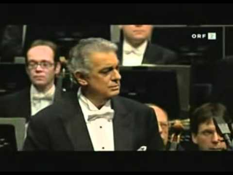 Duet of Radames & Amneris - Placido Domingo & Agnes Baltsa (from Verdi's Aida)