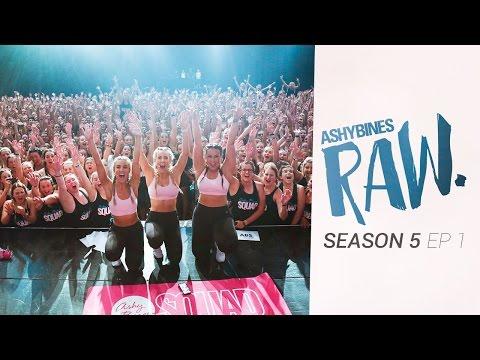 Ashy Bines Raw Season 5 Episode 1