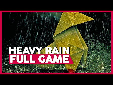 Heavy Rain (PS3) | Full Gameplay/Playthrough | No Commentary