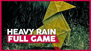 Heavy Rain | PS3 | Full Gameplay/Playthrough | No Commentary