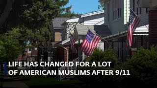 Being a Muslim in the US after 9/11