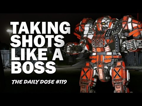 Almost indestructible! Atlas AS7-S -  Mechwarrior Online - The Daily Dose #119