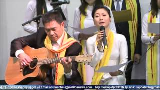 Mother In The Dream - sung by Teresa Trần Kiều Ngọc and the CARES Lawyers