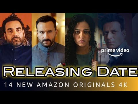 Top 14 Upcoming Web Series Of 2020 With Releasing Date | Mirzapur 2 | The Family Man 2 | Amazon