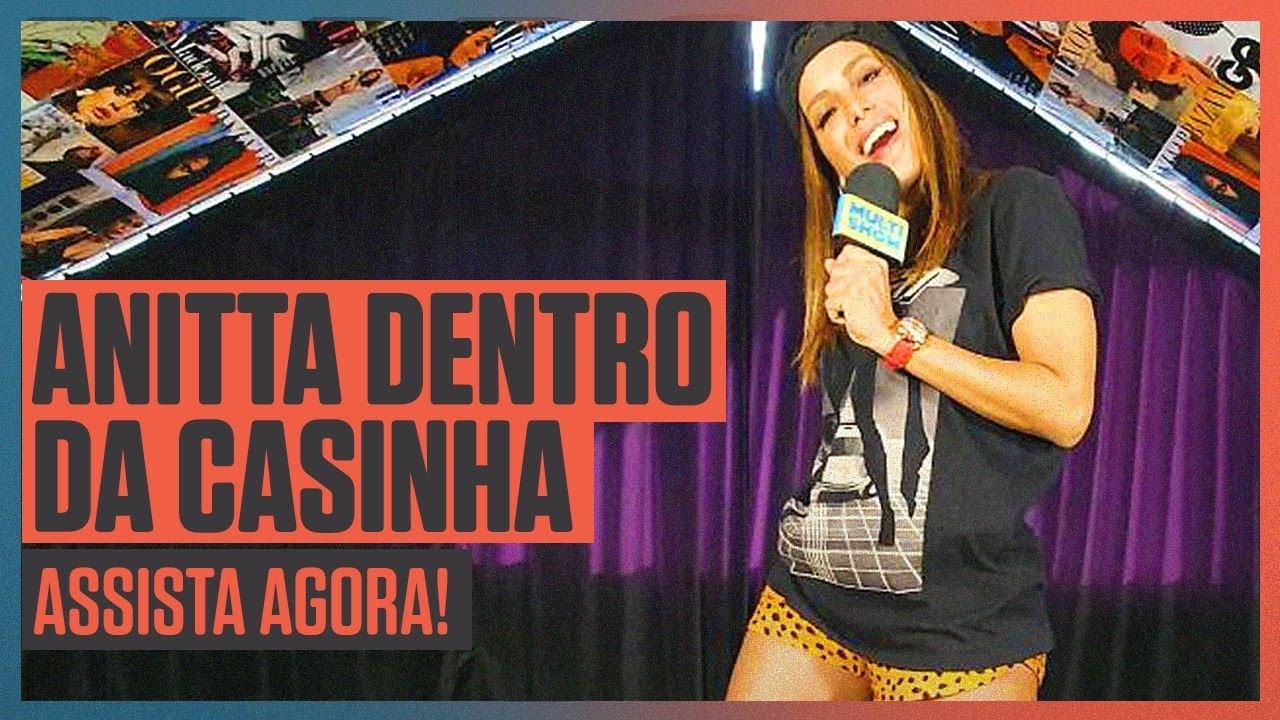 ANITTA cantando KARAOKÊ e CUPIDO DE CASAIS NA QUARENTENA! | Anitta Dentro da Casinha