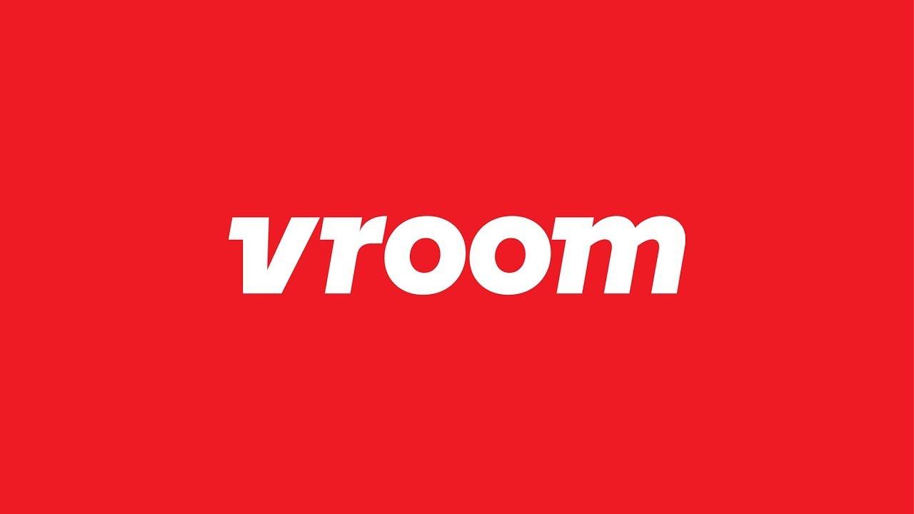 Pentagram evokes speed with branding for online car shop Vroom ...
