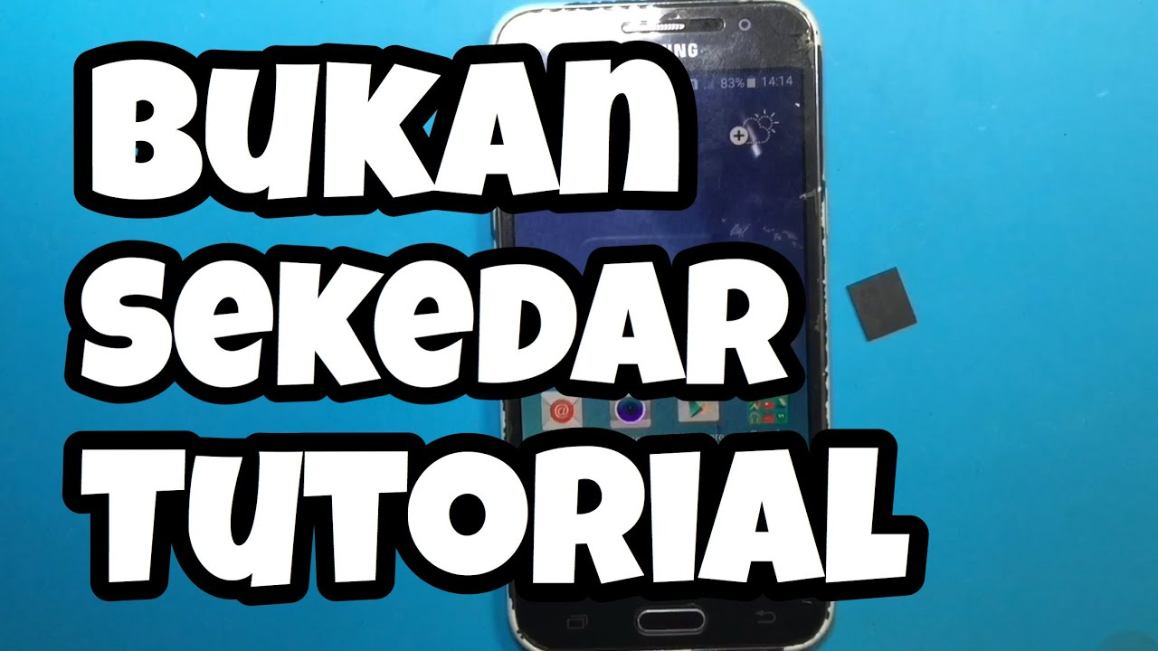 Cara Memperbaiki Samsung Galaxy J5 SM-J500G Hank Logo Bandel, Recovery Gagal, Flash Failed (Part 2)