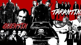Топ-6 фильмов  Квентина Тарантино с моментами крови