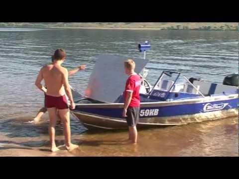 Салют-510 (Wellboat-51T). Рекламный ролик.