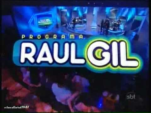 Programa Raul Gil | Vinheta de Abertura 2010 | SBT