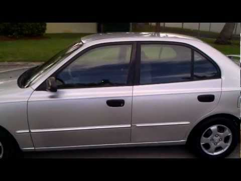 FOR SALE 2001 Hyundai Accent sedan WWW.SOUTHEASTCARSALES.NET
