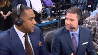 Cavs vs Pistons Playoffs Game 4 4th Quarter 2016
