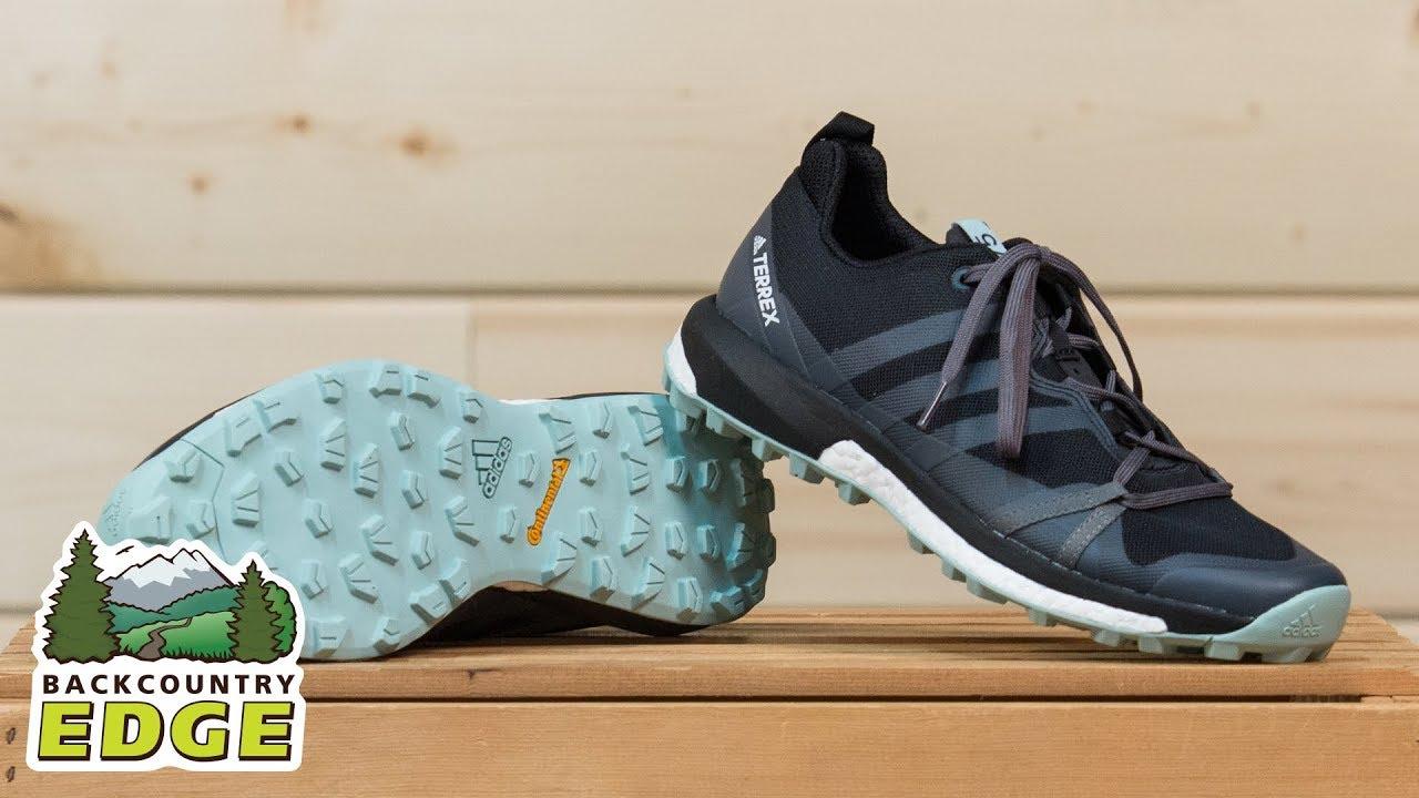 8f8d5a19b06f1e adidas Outdoor Women s Terrex Agravic Trail Running Shoe - YouTube