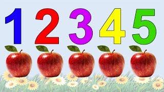 [Toán 1] Các số 1, 2, 3, 4, 5 | Bé học Toán 1 Vui và Dễ dàng cùng SimpleMaths