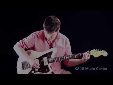 KAOS Gear Demo - Nash Guitars JM-63