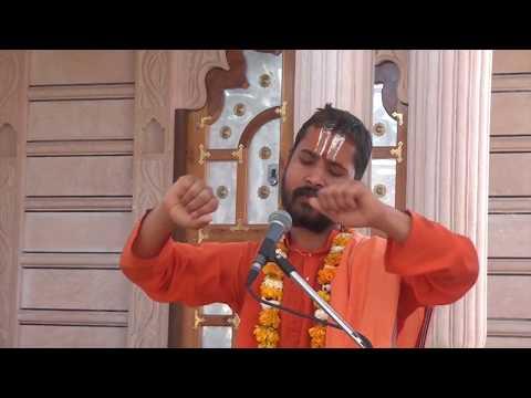 Mere Banke Bihari Saawariya || मेरे बांके बिहारी सांवरिया || krishna Bhajan || Swami Ram Shankar