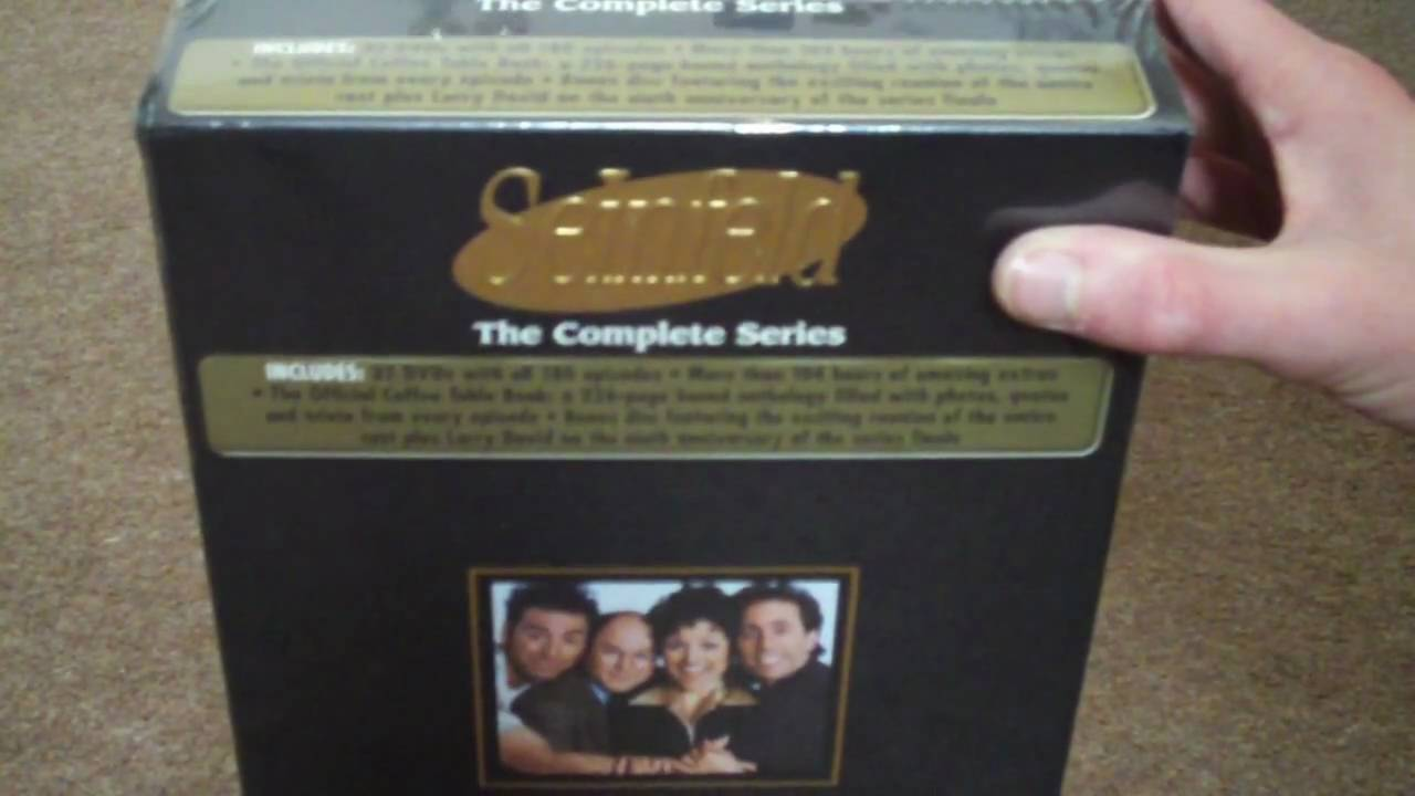 Seinfeld the complete dvd collection youtube geotapseo Image collections
