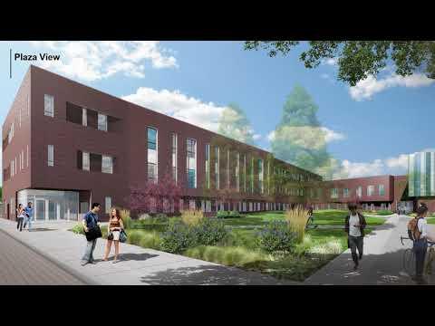 Powerpoint Presentation by KR ALL Joint Venture on John Hancock College Preparatory High School