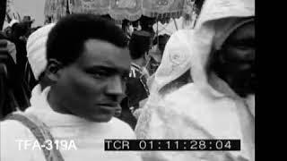 Haile Selassie Coronation, 1930