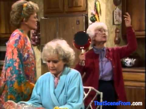 Golden Girls S03E05 Nothing to Fear But Fear Itself - …
