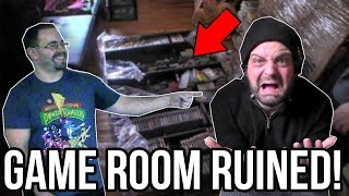 I RUINED My Game Room While Moving! | RGT 85