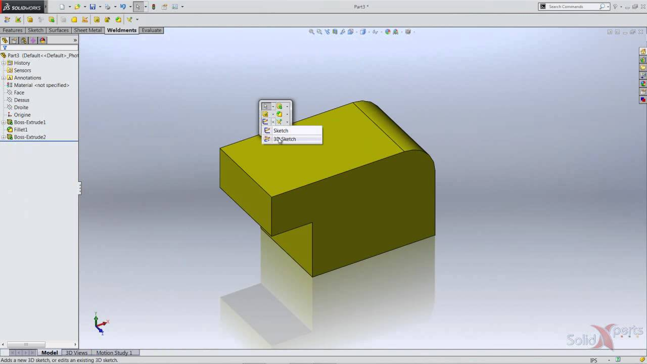 Solidworks 2016 creating a 3d sketch using the model volume solidworks 2016 creating a 3d sketch using the model volume december 2015 ccuart Image collections
