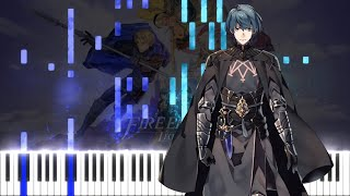 Fire Emblem: Three Houses - Blue Skies and a Battle (Rain) (Piano Cover by Insignify)