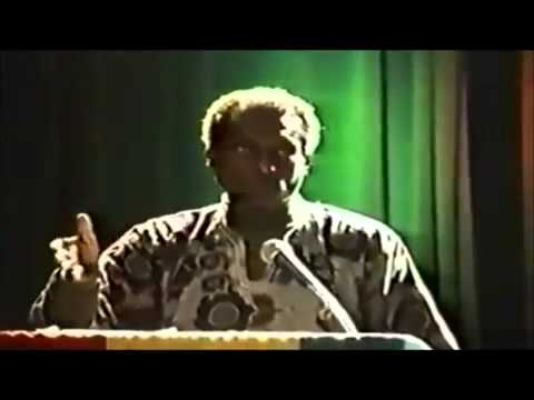 Pan Afrikanism and the New World Order - Kwame Ture (Stokely Carmichael)