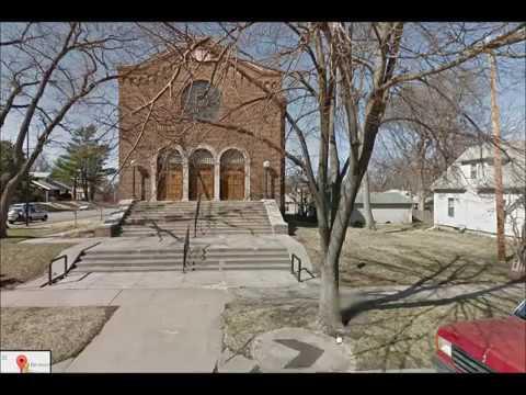 Synagogues of Nebraska-  Lincoln & Omaha