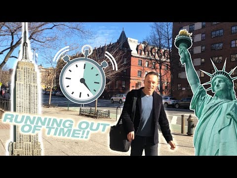 Two crazy days of events & meetings in New York City!