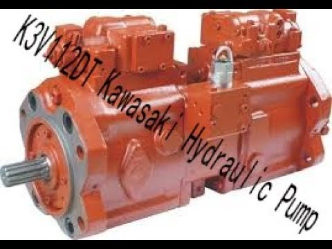K3V112DT Kawasaki Hydraulic Pump