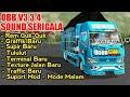 OBB V3.3.4 SOUND SERIGALA + REM GUK-GUK Suport Mod Terbaru|Bussid