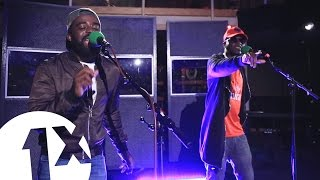 Afro B performs 'Lover/Stay Winning' for Toddla T – BBC Radio 1/1Xtra