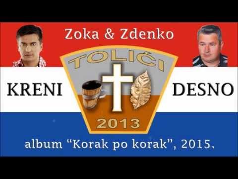Zoran Begić Zoka & Zdenko Tolić-Jurkić – Kreni desno