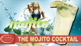 How To Make Mojito Cocktail-drinks Made Easy