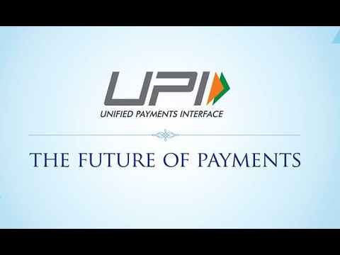 Pay Digitally : UPI (Unified Payments Interface)