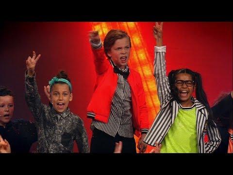 Dan rock ik toch alleen - Live in Concert 2017 - Kinderen voor Kinderen