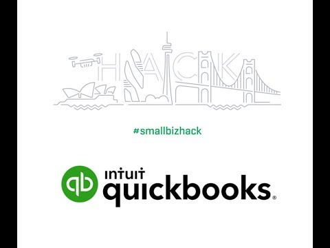 UK EDITION: Intuit Developer Friday Morning Hangout – #SmallBizHack Partner QuickBooks