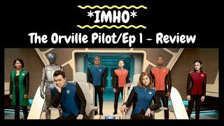 """Download Video The Orville - Pilot - Ep 1 - """"Old Wounds"""" -  review MP3 3GP MP4"""
