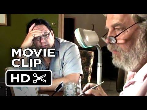 Tim's Vermeer Movie CLIP - Tim Paints (2013) - Documentary Movie HD